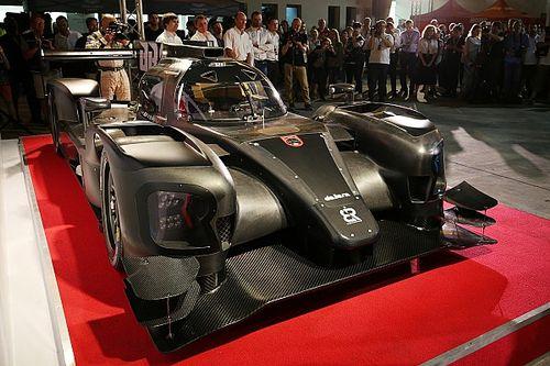 BR1 LMP1 resmi diluncurkan