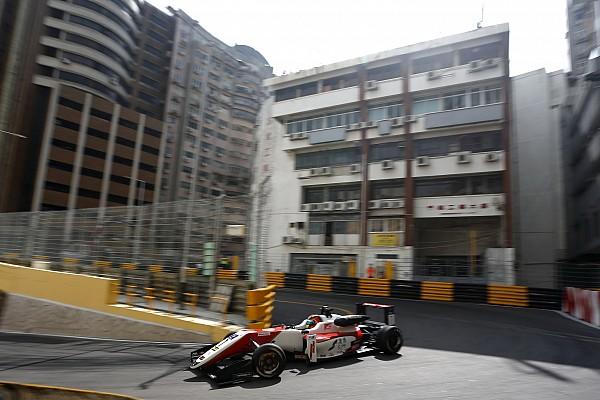 その他 速報ニュース F3マカオ予選レース:アイロットが独走し決勝ポール獲得。関口雄飛9位