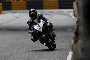 Alami kecelakaan di GP Makau, pembalap motor Inggris meninggal