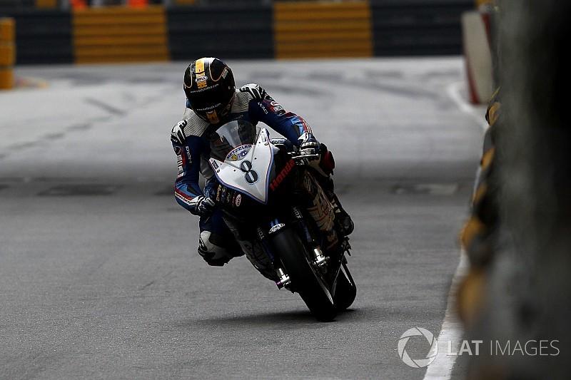 British rider Hegarty dies in Macau GP crash