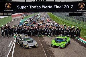 Motorsport.com wird offizieller Medienpartner für Lamborghini-Weltfinale