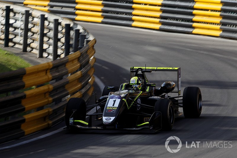 Formel 3: Provisorische Macao-Pole für Lando Norris