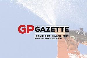 Formula 1 Breaking news Brazilian GP: Issue #22 of GP Gazette now online