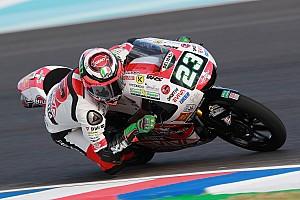 Moto3 Prove libere Jerez, Libere 2: Antonelli suona la carica e stacca di 0