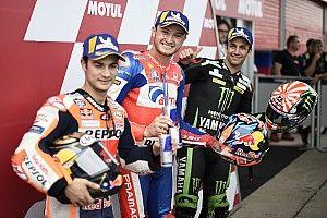 Vídeo: la parrilla de salida del GP de Argentina de MotoGP