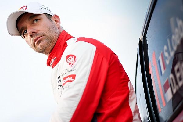 WRC-Comeback mit Citroen: Entscheidung allein bei Loeb