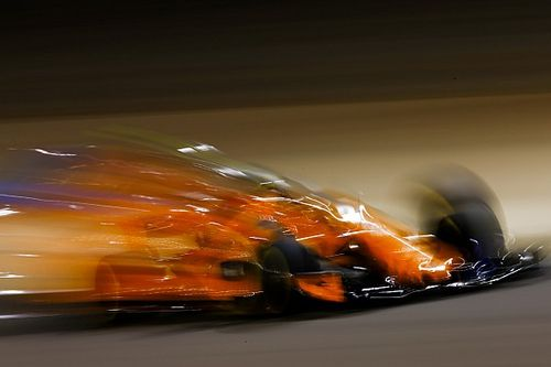 Bahrain GP: Top photos from Friday practice