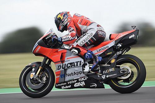 """Dovizioso niet op zijn gemak: """"Ducati eng om op te rijden"""""""