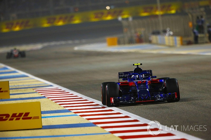 Bahrain created unrealistic expectations for Toro Rosso