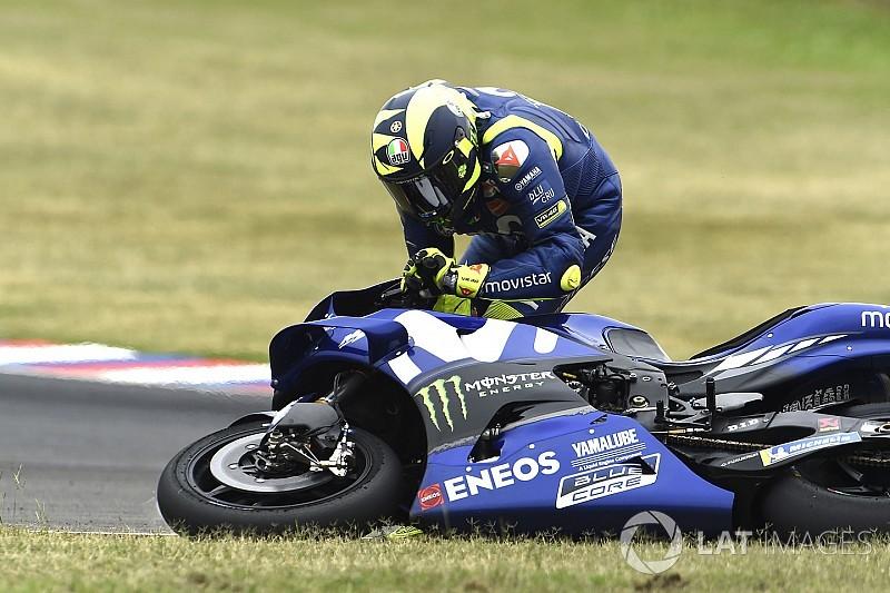 """Rossi: """"Remélem Marqueznak van annyi esze, hogy nem kerül elém"""""""
