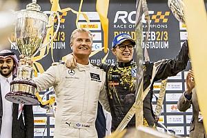 Algemeen Raceverslag Coulthard verslaat Solberg voor zijn tweede Race of Champions-eindzege