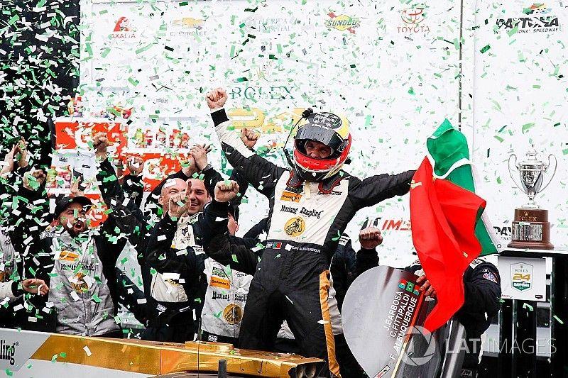 """Albuquerque : La victoire à Daytona, une affaire devenue """"personnelle"""""""