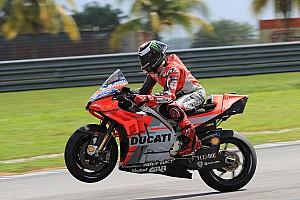 MotoGP Test Test Sepang, Giorno 3: Lorenzo e la Ducati da record, Valentino ottavo