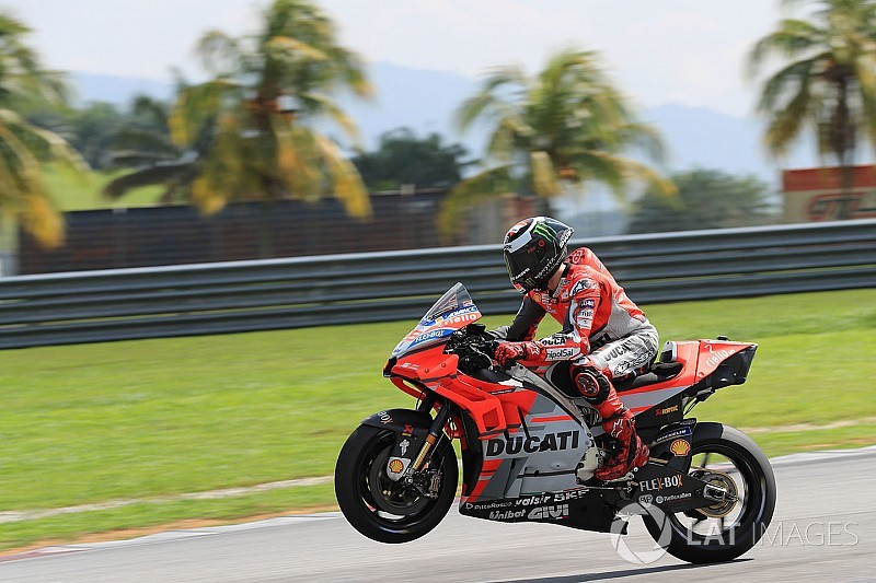 "Lorenzo: Ducati still has ""big margin"" to improve"