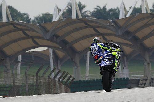 """Rossi: """"La moto va mejor pero Viñales, también"""""""