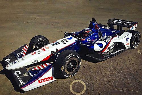 United Rentals expands RLLR IndyCar sponsorship