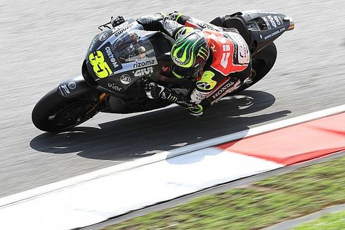 "Honda riders ""got what we asked for"", says Crutchlow"