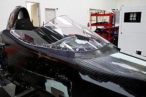 Az IndyCar is teszteli a maga fejvédő elemét az autókon