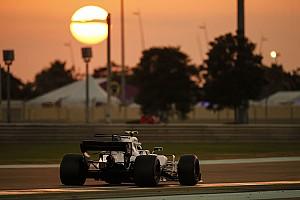 Formula 1 En iyiler listesi F1 Abu Dhabi GP'si Cuma gününden en iyi kareler