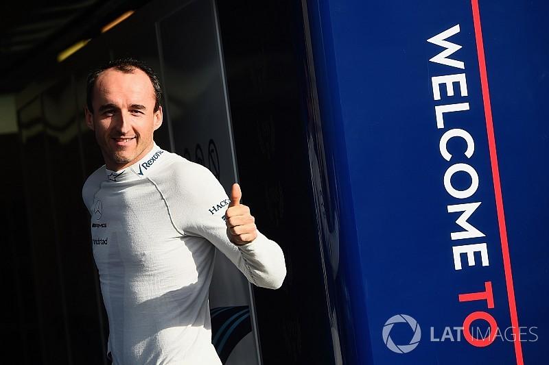 Test Abu Dhabi, Ore 15: Kubica ha finito completando due GP!