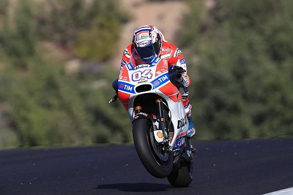 MotoGP I più cliccati Fotogallery: la prima giornata dei test di Jerez di MotoGP