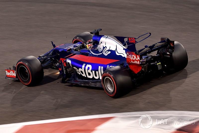Honda Krachtbron Van Toro Rosso Geeft Eerste Teken Van Leven