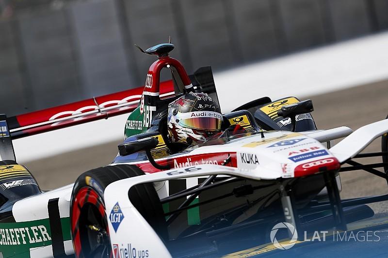 Abt se lleva la victoria con doblete de Audi en Berlin