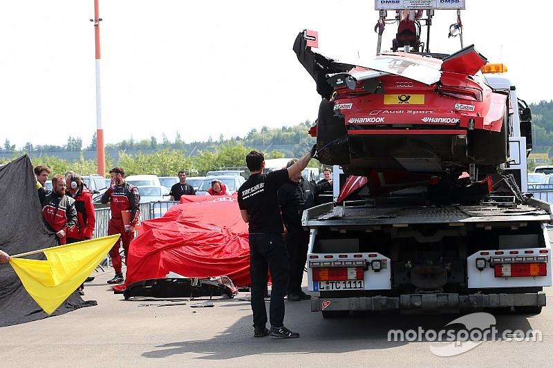 Fotó: elkészült Rast új Audija a Hungaroringre