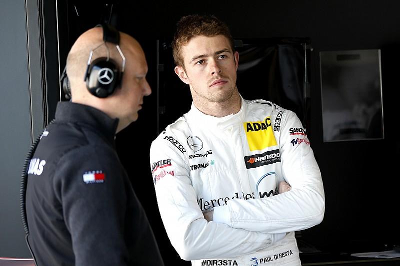 Für DTM-Verbleib: Di Resta würde auch zu Audi oder BMW wechseln