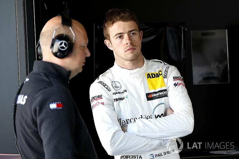 DTM Hungaroring: Auer helpt Di Resta aan zege, Frijns zevende