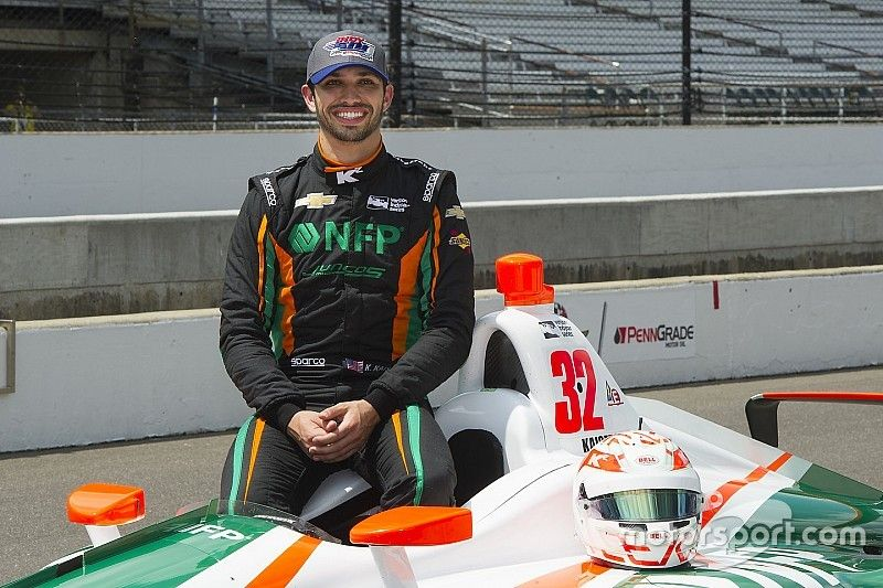 Kaiser to race Juncos Cadillac in Rolex 24 Hours