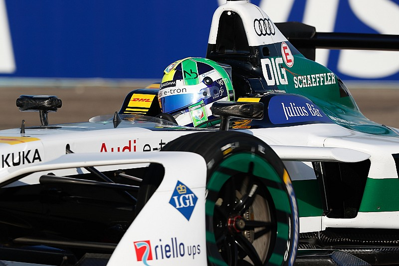 Zürih ePrix: İlk antrenmanda Di Grassi lider