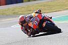 MotoGP Le Mans, Warm-Up: Marquez fa paura a tutti con la gomma dura