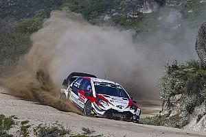 WRC Actualités Un ajustement dans l'ordre de départ en 2019