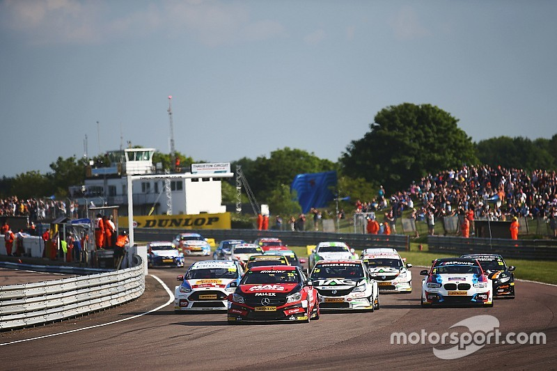BTCC announces hybrid move for 2022