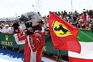 """Vettel ricorda Enzo Ferrari: """"Il suo spirito è presente ovunque a Maranello. Avrei voluto conoscerlo"""""""
