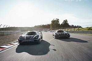 Auto Actualités Koenigsegg présente Thor et Väder