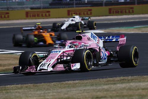 Formel 1 Silverstone 2018: Das Trainingsergebnis in Bildern