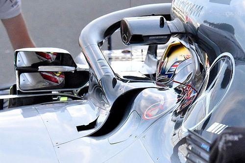GALERÍA TÉCNICA: las innovaciones de los F1 en Silverstone