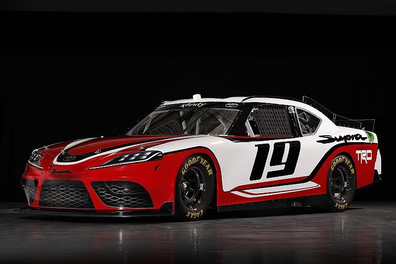 Toyota показала новую Supra – она заменит Camry в NASCAR Xfinity