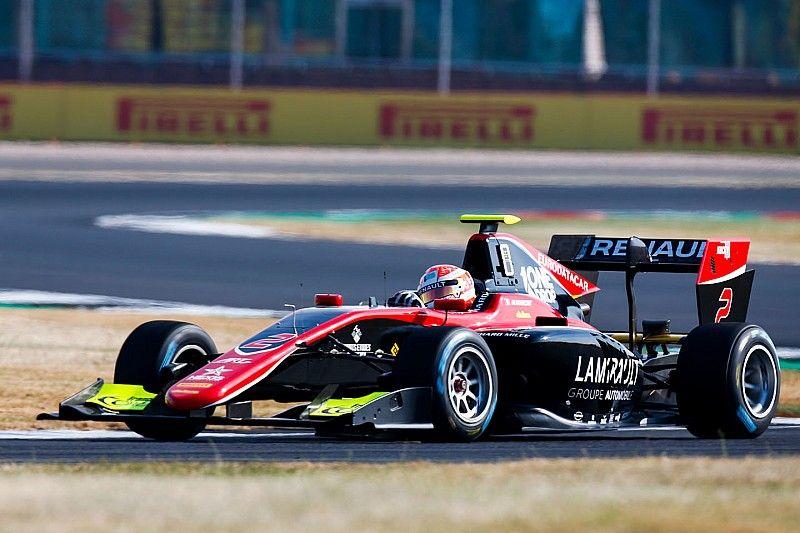 Hubert è il padrone di Gara 1, la ART monopolizza il podio a Silverstone