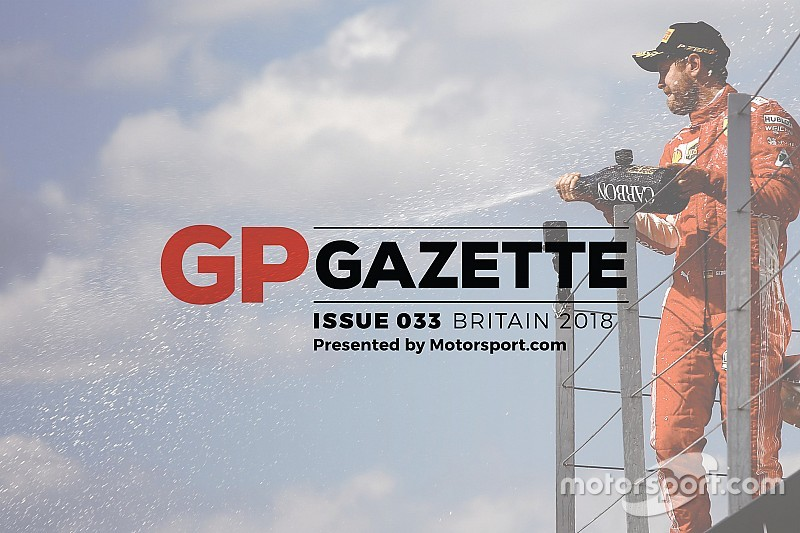 Issue #33 of GP Gazette is now online