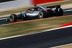 梅赛德斯下周测试2018年F1赛车