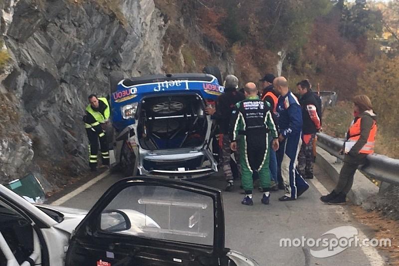 Bildergalerie: Sieg von Giandomenico Basso beim Rallye du Valais