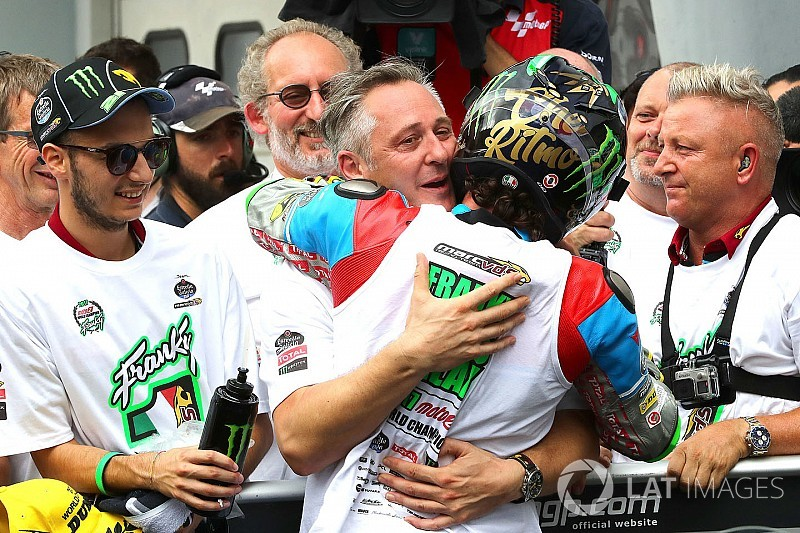 Morbidelli sempat takut ketika gabung Marc VDS