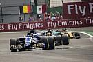 F1 En Sauber están