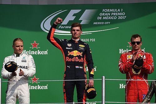 Verstappen, Bottas, Räikkönen, Vettel és a többiek - mexikói statisztikák, második rész