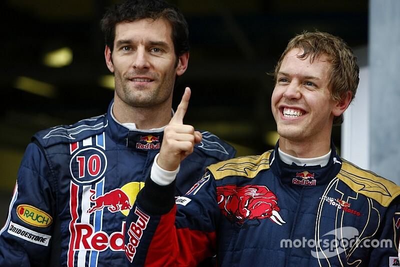 Las 57 pole positions de Sebastian Vettel en F1