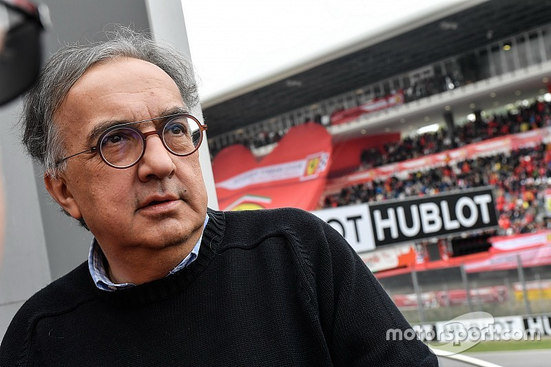 """Marchionne agli analisti: """"La Ferrari nel 2018 farà molto meglio"""""""