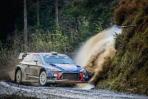WRC Noticias de última hora Paddon y Sordo compartirán el tercer Hyundai en 2018